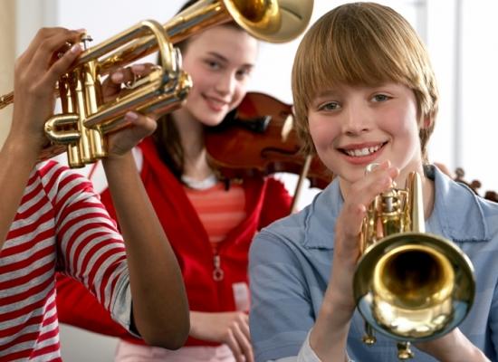 aulas em grupo formação musical