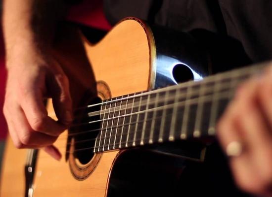 aulas individuais gitarra classica