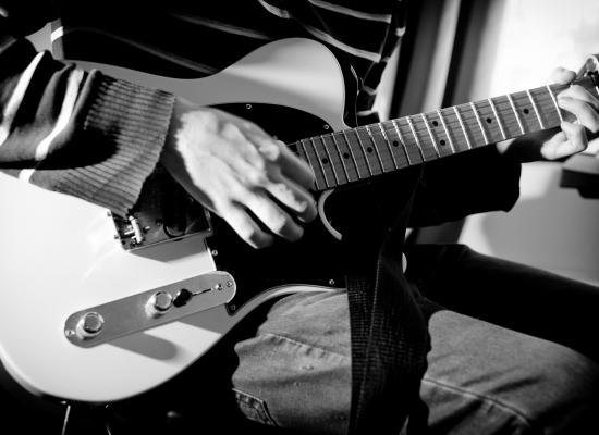 aulas individuais guitarra electrica