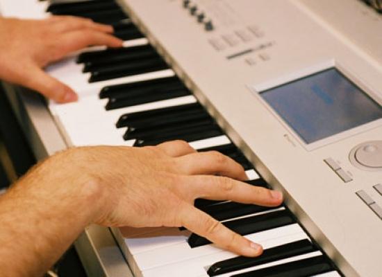 aulas individuais teclado jazz